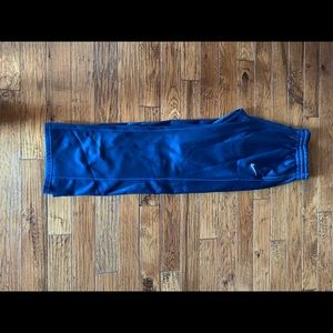 Nike baby blue sweatpants